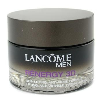 LancomeMen Renergy 3D Lifting Anti-Wrinkle Firming Creamランコムメンリナジー 3D リフティング、アンチリンクル、ファーミングクリーム 50ml/1.69oz【海外直送】