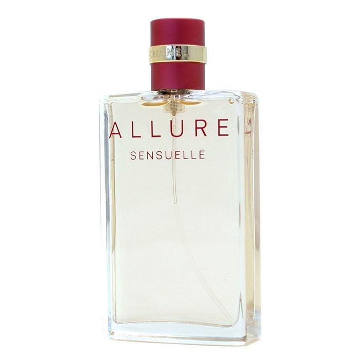 ChanelAllure Sensuelle Eau De Parfum Sprayシャネルアリュールサンスュエル オードパルファムスプレー 50ml/1.7oz【海外直送】