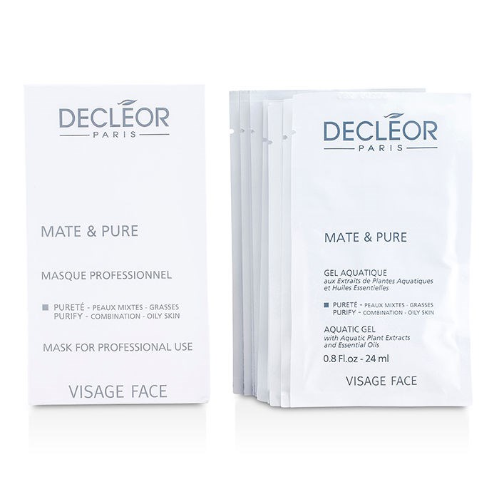DecleorMate Skin & Pure - Mask Vegetal Powder Pure - Combination to Oily Skin (Salon Size)デクレオールメイト&ピュアマスクベジアルパワー - コンビネー【海外直送】, 中井町:1a33625e --- rods.org.uk