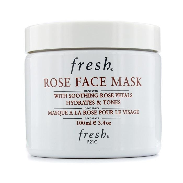 新着商品 FreshRose Face Maskフレッシュローズ フェースマスク 100ml Face/3.5oz FreshRose【海外直送】, カメダマチ:8cdd6902 --- enduro.pl