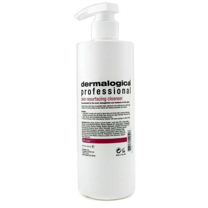 DermalogicaAge Smart Skin サロンサイズ Resurfacing Cleanser (Salon ( Size)ダーマロジカエイジスマート スキンリサーフェーシングクレンザー ( DermalogicaAge サロンサイズ ) 473ml/1【海外直送】, HOOD:0384a747 --- officewill.xsrv.jp