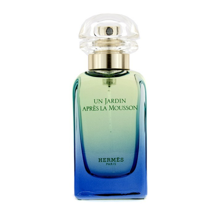 HermesUn Jardin Apres La Mousson Eau De Toilette Natural Sprayエルメスモンスーンの庭 (UN JARDIN APRES LA MOUSSON) EDTナチュ【海外直送】