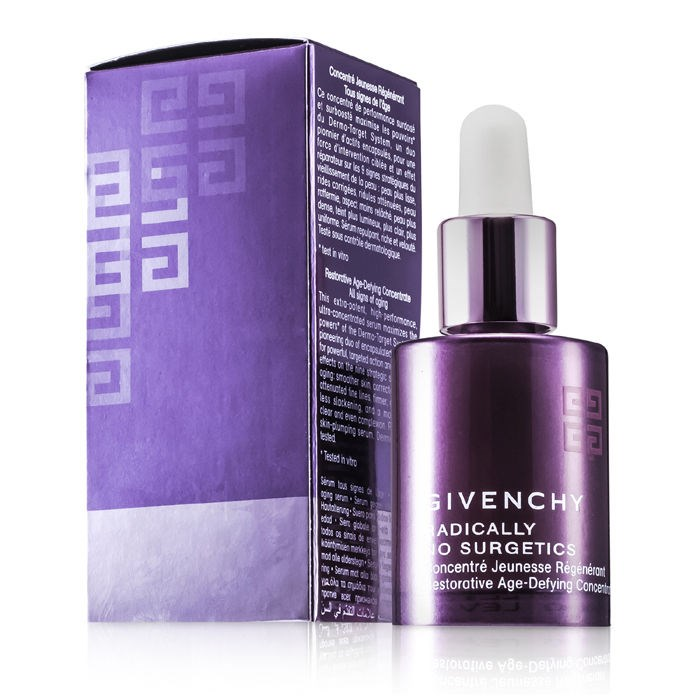 GivenchyRadically Surgetics No Surgetics Restorative Age Defying Concentrateジバンシィラディカリーノーサージェティックス Age リストレーティブエイジディファイングコン Defying【海外直送】, アデ川質店 新田店:a0f15d49 --- officewill.xsrv.jp