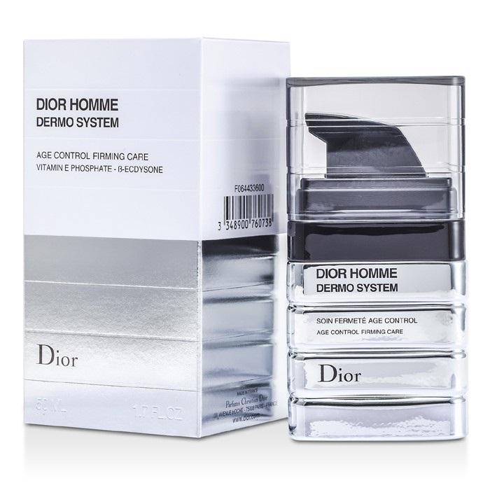 Christian Dior Homme Dermo System Age Control Firming Care クリスチャンディオール オムダーモシステムエイジコントロールファーミングケア 50ml/1.7oz 【海外直送】