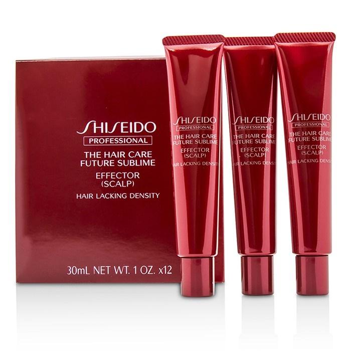 ShiseidoThe Hair Care Future Sublime Effector - Scalp (Hair Lacking Density)資生堂The Hair Care Future Sublime E【海外直送】