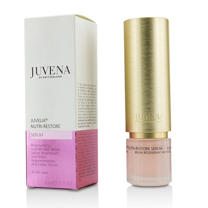 JuvenaJuvelia Nutri-Restore Nutri-Restore - Regenerating All Anti-Wrinkle Serum - All Skin TypesジュベナJuvelia Nutri-Restore Regener【海外直送】, 和 なでしこ:b910554f --- officewill.xsrv.jp