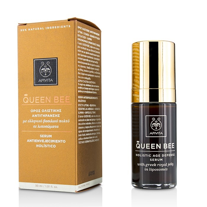 ApivitaQueen Bee Holistic Age Defense SerumアピヴィータQueen Bee Holistic Age Defense Serum 30ml/1oz【海外直送】