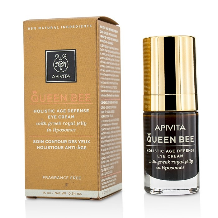 ApivitaQueen Bee Holistic Age Defense ApivitaQueen Eye Age CreamアピヴィータQueen Bee Holistic Defense Age Defense Eye Cream 15ml/0.54oz【海外直送】, THE COVER NIPPON:fdec65f6 --- officewill.xsrv.jp