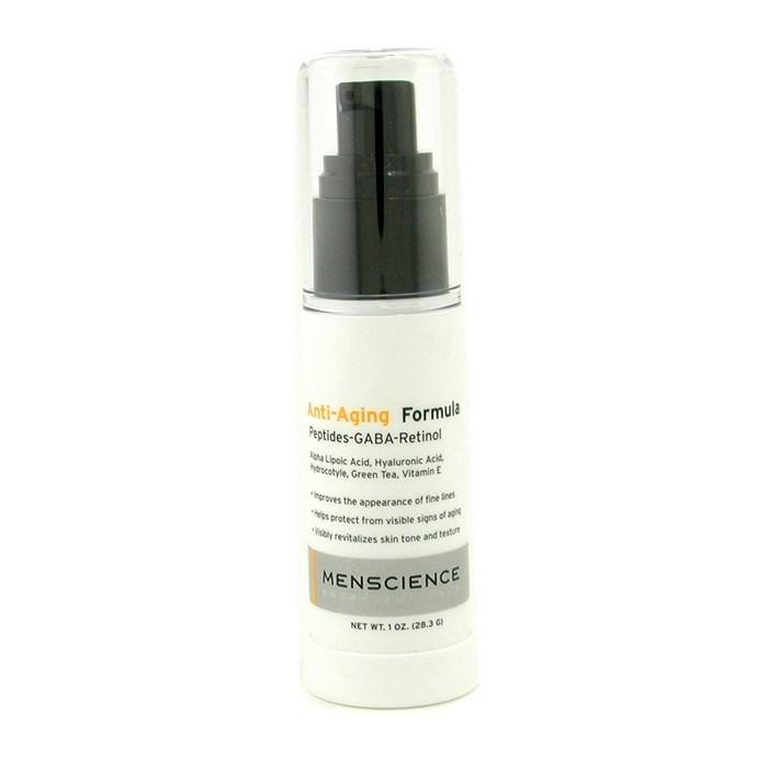 MenscienceAnti-Aging Formula Skincare Creamメンサイエンスアンチエイジングフォーミュラスキンケアクリーム 28.3g/1oz【海外直送】