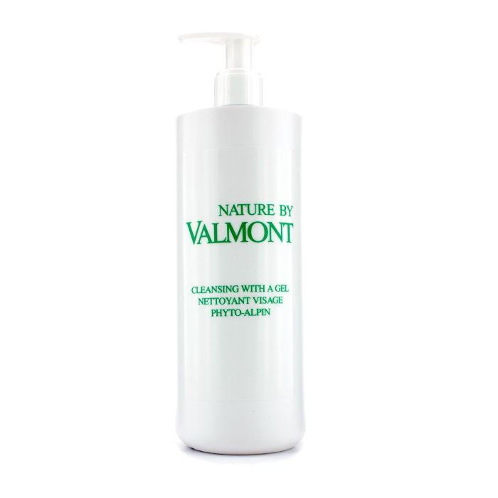ValmontNature Cleansing With A Gel (Salon Size)ヴァルモンネーチャー クレンジング (サロンサイズ) 500ml/16.9oz【海外直送】