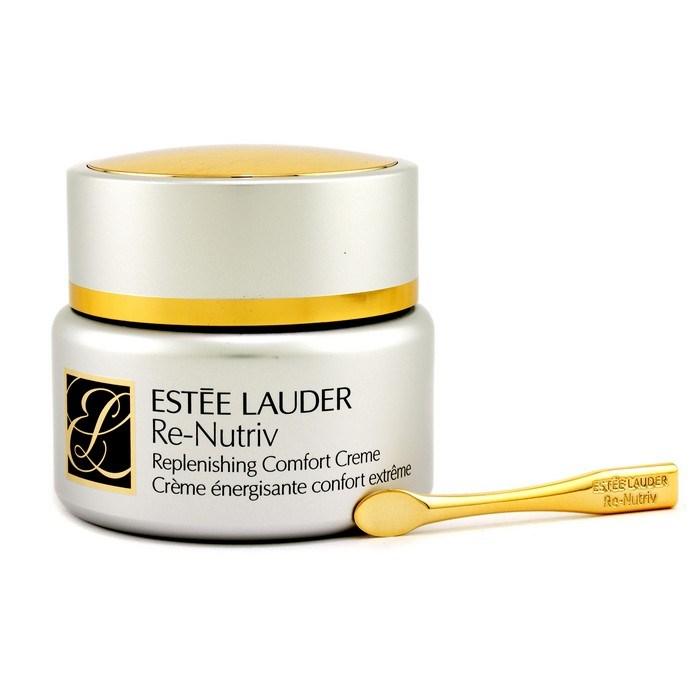 Estee LauderRe-Nutriv Replenishing Comfort Creamエスティローダーリニュートリィブ リプレニッシングコンフォートクリーム 50ml/1.7oz【海外直送】, 胆沢町 6550d58e