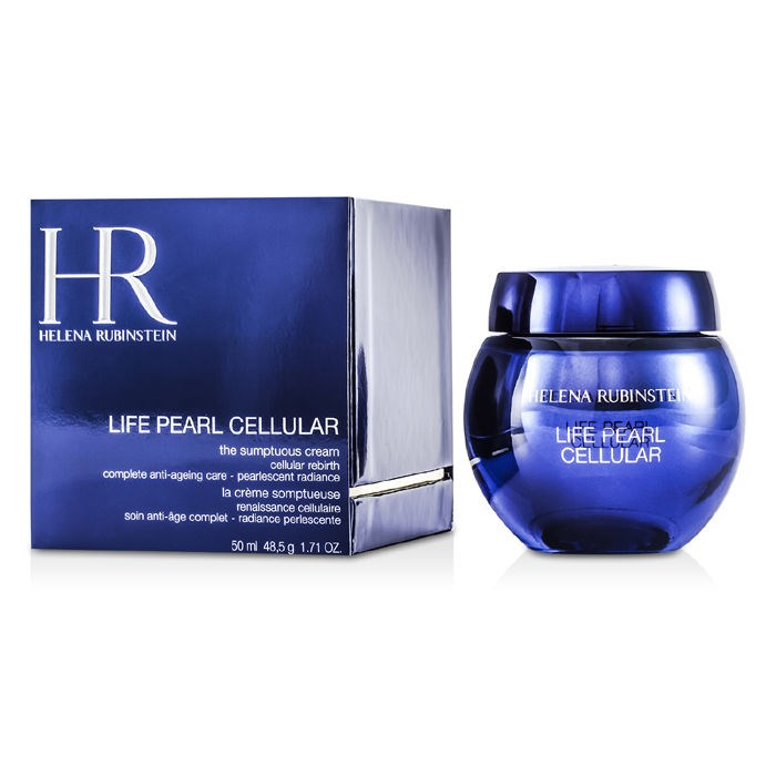 Helena Rubinstein Life Pearl Cellular The Sumptuous Cream (Made in Japan) ヘレナルビンスタイン ライフパールセルラ (日本製) F12708 【海外直送】