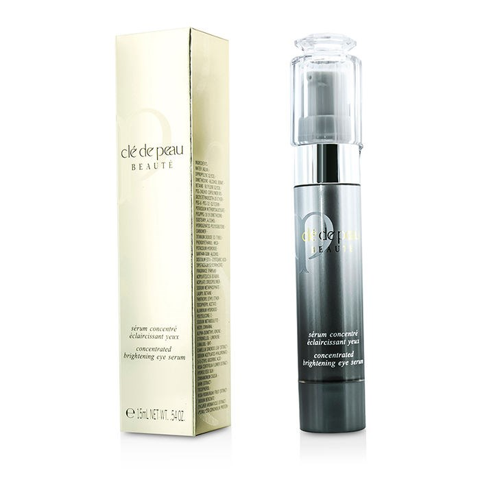 Cle De PeauConcentrated Brightening Eye Serumクレ・ド・ポーConcentrated Brightening Eye Serum 15ml/0.54oz【海外直送】