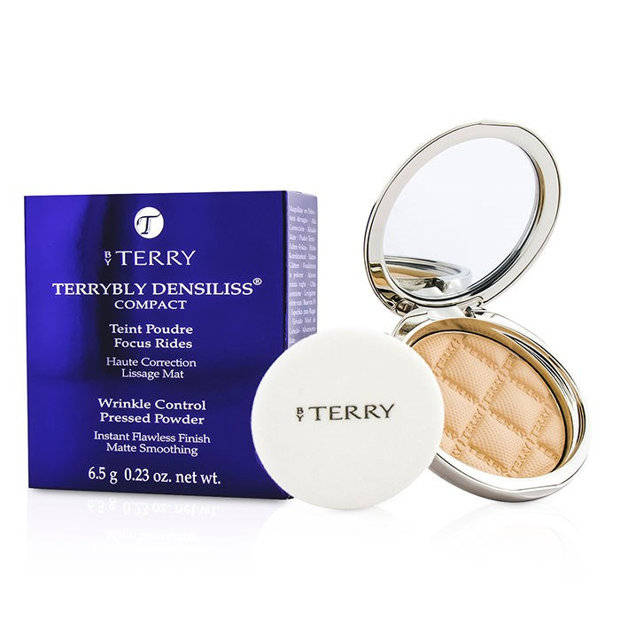 By TerryTerrybly Densiliss Compact (Wrinkle Control Pressed Powder) - # 1 Melody FairバイテリーTerrybly Densiliss 【海外直送】
