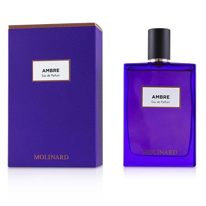 Molinard Ambre Eau De Parfum Spray モリナール アンバー EDP SP 75ml/2.5oz 【海外直送】