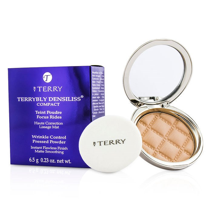 By TerryTerrybly Densiliss Compact (Wrinkle Control Pressed Powder) - # 2 Freshtone Nudeバイテリーテリーブリー デンシリス コンパ【海外直送】