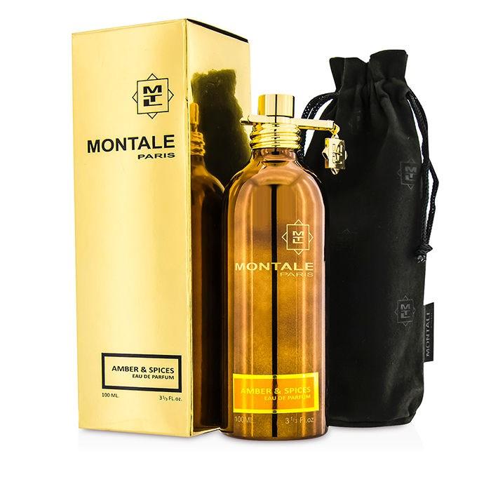 MontaleAmber & Spices Eau De Parfum SprayモンタルAmber & Spices Eau De Parfum Spray 100ml/3.4oz【海外直送】