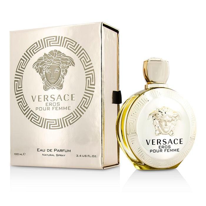 Versace Eros Eau De Parfum Spray ヴェルサーチ Eros Eau De Parfum Spray 100ml/3.4oz 【海外直送】