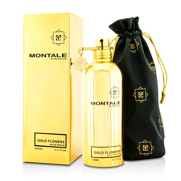 MontaleGold Flowers Eau De Parfum SprayモンタルGold Flowers Eau De Parfum Spray 100ml/3.4oz【海外直送】