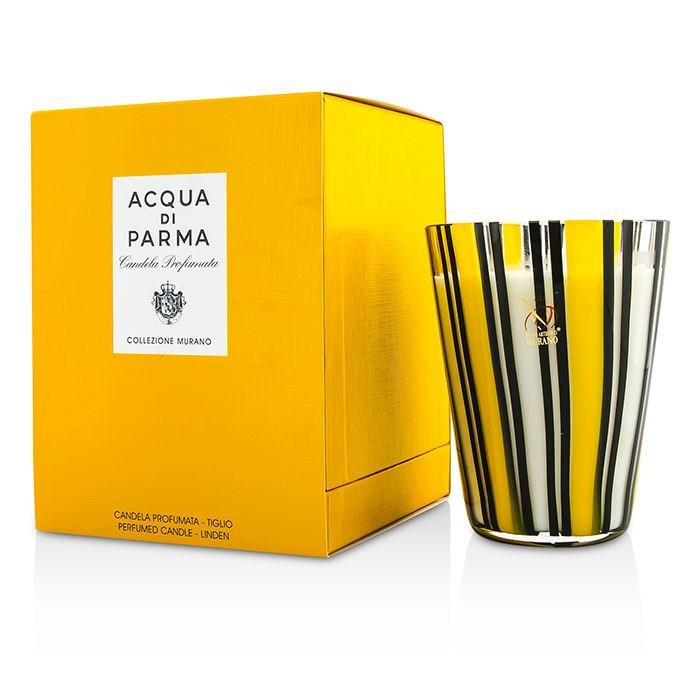 素晴らしい外見 Acqua Di ParmaMurano Glass Perfumed Perfumed Candle (Lin【海外直送】 - Tiglio Tiglio (Linen)アクアディパルマMurano Glass Perfumed Candle - Tiglio (Lin【海外直送】, ヒラツカシ:58e77a38 --- canoncity.azurewebsites.net