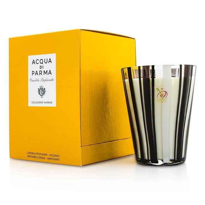 Acqua Di ParmaMurano Glass Perfumed Candle - Mogano (Mahogany)アクアディパルマMurano Glass Perfumed Candle - Mogano (【海外直送】