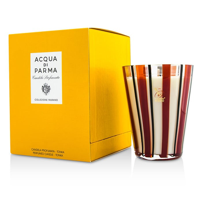 セール特価 Acqua Di ParmaMurano Glass Perfumed Perfumed Candle Di Candle - TonkaアクアディパルマMurano Glass Perfumed Candle - Tonka 200g/7.05oz【海外直送】, アディミュージックストア:6be99d3d --- canoncity.azurewebsites.net