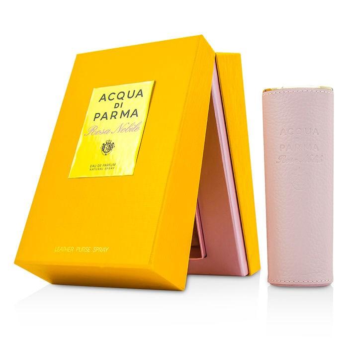 Acqua Di ParmaRosa Nobile Leather Purse Spray Eau De ParfumアクアディパルマRosa Nobile Leather Purse Spray Eau De Par【海外直送】