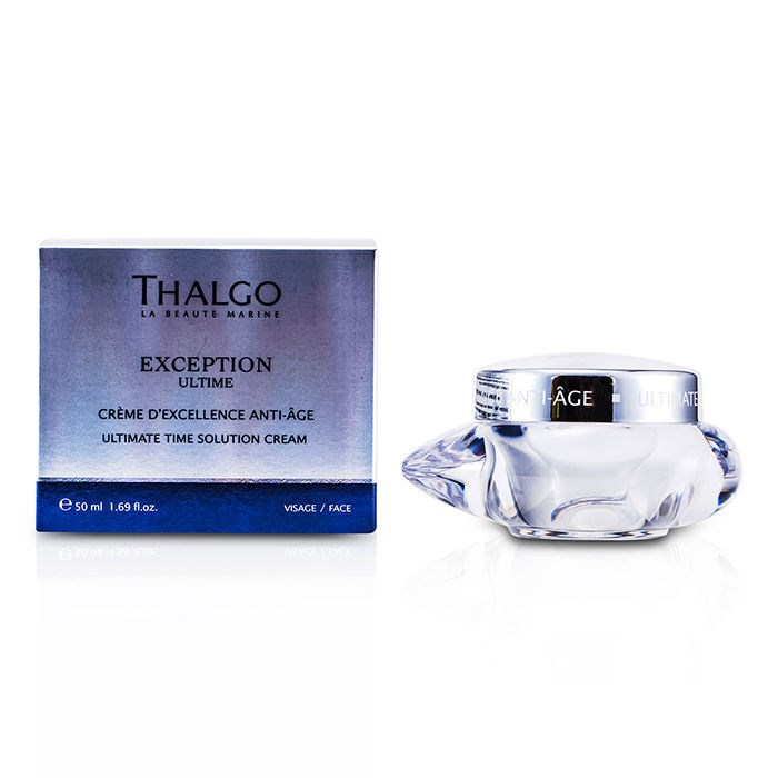 ThalgoException Ultime Ultimate Time Ultimate Solution Creamタルゴエクセプションタルゴアルティムクリーム Ultime 50ml ThalgoException/1.69oz【海外直送】, 広島県:ab2bd651 --- officewill.xsrv.jp