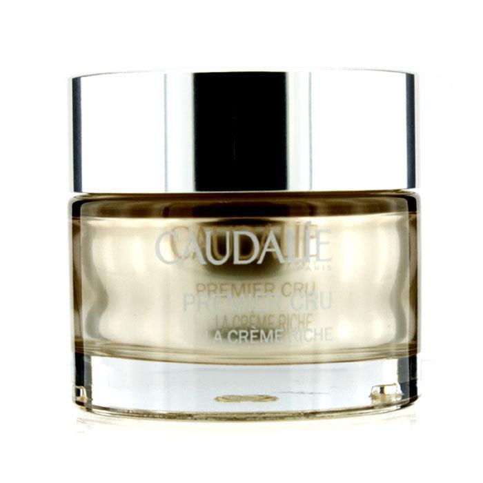 Caudalie Premier Cru La Creme Riche (For Dry Skin) コーダリー プルミエ クリュ クリーム (乾燥肌用) 50ml/1.7oz 【海外直送】