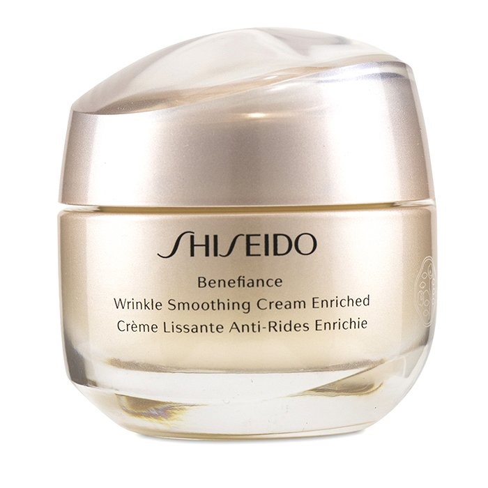 Shiseido Benefiance Wrinkle Smoothing Cream Enriched 資生堂 Benefiance Wrinkle Smoothing Cream Enriched 50ml/1. 【海外直送】