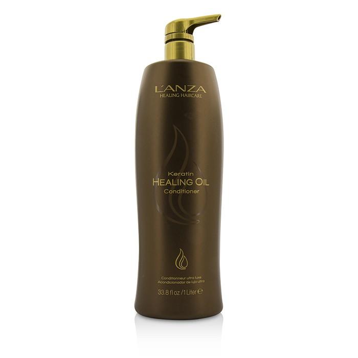 LanzaKeratin Healing Oil Shampooランザケラチン ヒーリングオイル シャンプー 1000ml/34oz【海外直送】