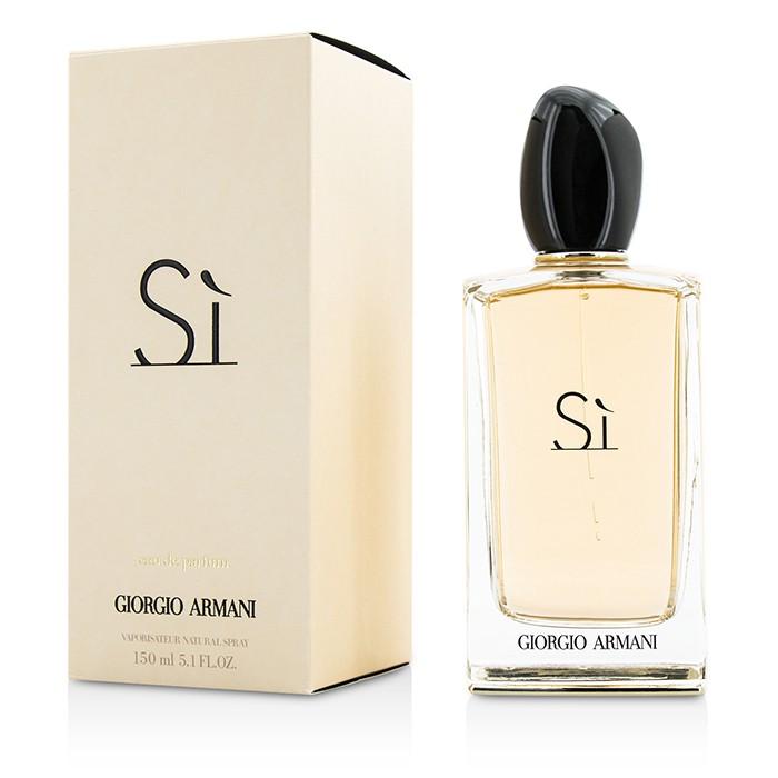 Giorgio Spray Giorgio ArmaniSi Eau De De Parfum SprayジョルジオアルマーニSi Eau De Parfum Spray 150ml/5.1oz【海外直送】, カワラマチ:8822204c --- officewill.xsrv.jp