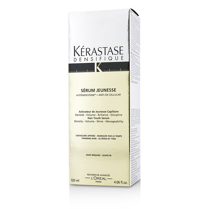 KerastaseDensifique Serum Jeunesse Hair Youth Serum - Leave In (For Thinning Hair - Altered By Time)ケラスターゼDS 【海外直送】