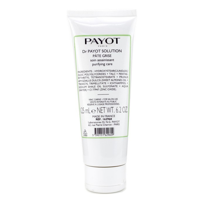 Payot Les Purifiantes Pate Grise Purifying Care with Shale Extracts (Salon Size) パイヨ レ ピュリフィアント パテグリース ピュリファ 【海外直送】