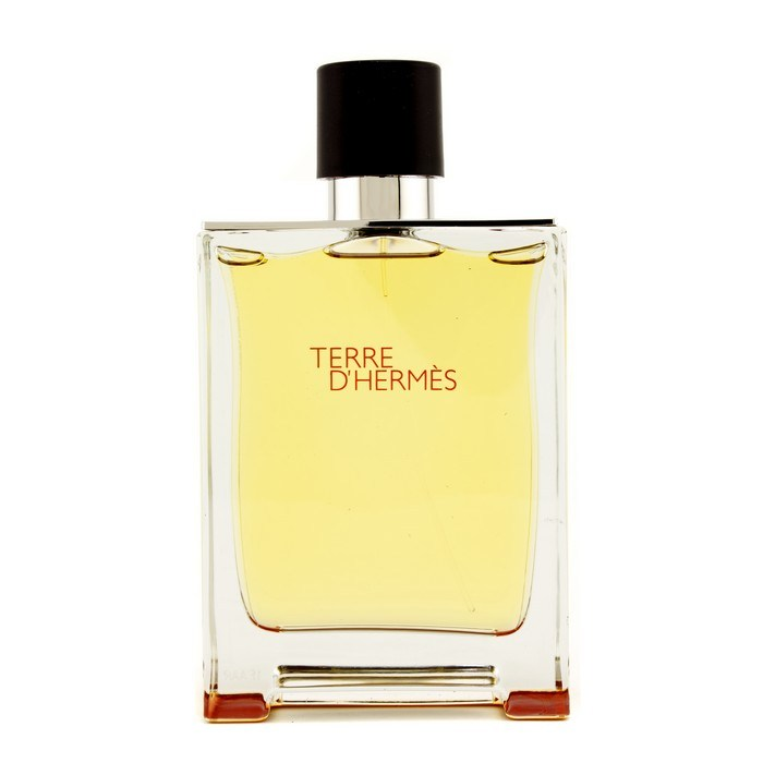 Hermes Terre D'Hermes Pure Parfum Spray エルメス テールデルメス ピュアパルファム スプレー 200ml/6.7oz 【海外直送】