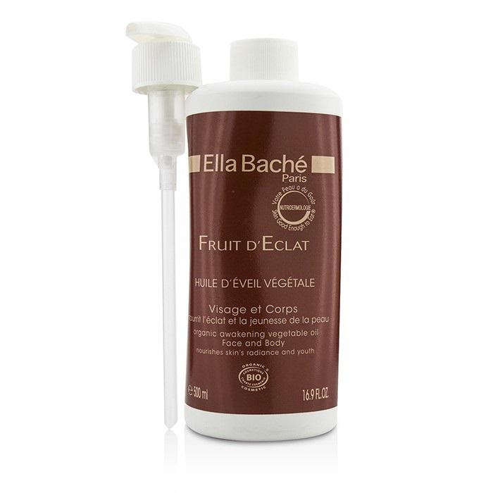 Ella Face Vegetable BacheFruit D'Eclat Organic Awakening (Salon Vegetable Oil for Face & Body (Salon Product)エラバシェFruit D'Eclat Or【海外直送】, makana mall:4345e257 --- officewill.xsrv.jp