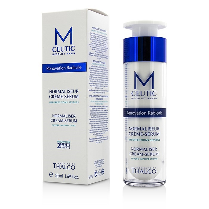 ThalgoMCEUTIC Normalizer Cream-SerumタルゴMCEUTIC Normalizer Cream-Serum 50ml/1.69oz【海外直送】