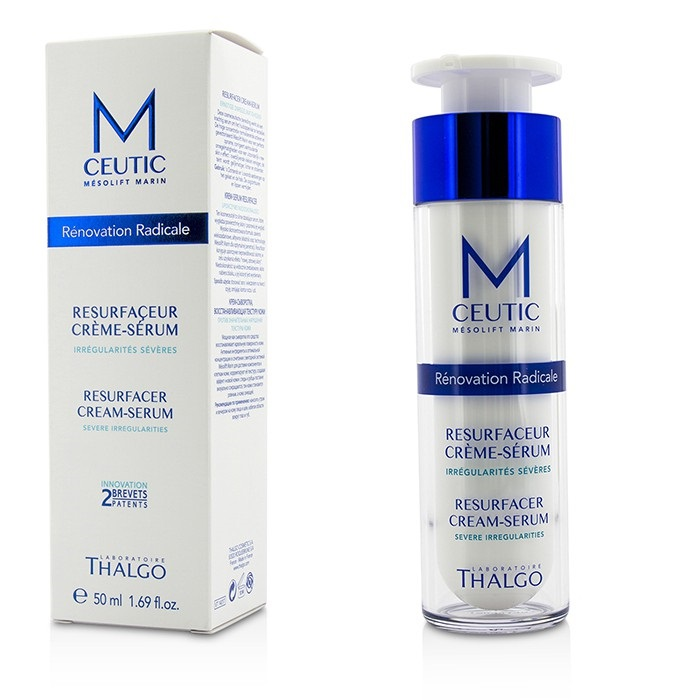 ThalgoMCEUTIC Resurfacer Cream-SerumタルゴMCEUTIC Resurfacer Resurfacer Cream-Serum 50ml/1.69oz【海外直送 Resurfacer Cream-Serum】, free design(フリーデザイン):afe77630 --- officewill.xsrv.jp