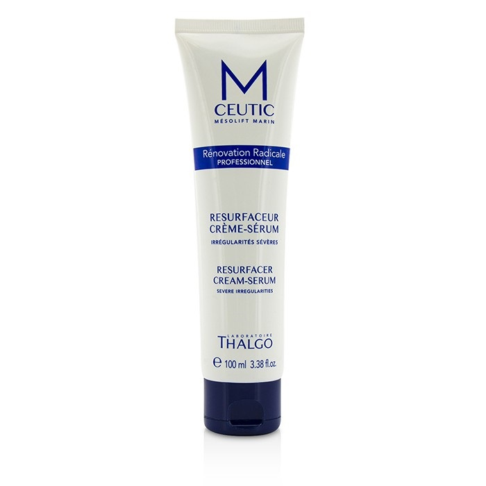 ThalgoMCEUTIC Resurfacer Cream-Serum Salon - - Cream-Serum Salon SizeタルゴMCEUTIC Resurfacer Cream-Serum - Salon Size 100ml/3.38oz【海外直送】, ビワ町:1351d33c --- officewill.xsrv.jp