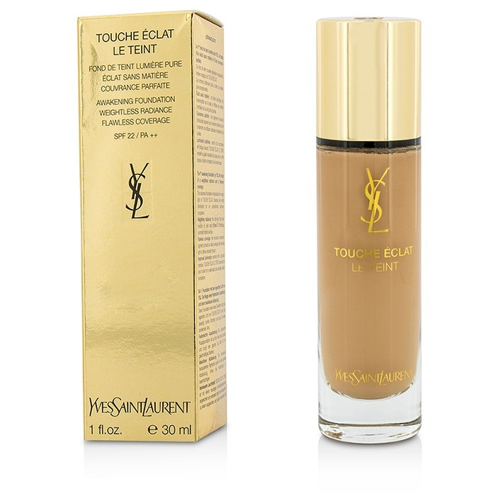 Yves Saint LaurentTouche Eclat Le Teint Awakening Foundation SPF22 - #BR50 Cool HoneyイヴサンローランTouche Eclat Le 【海外直送】