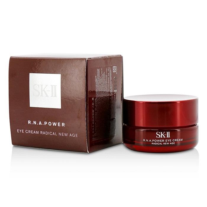 送料無料 並行輸入 デパコス 安い コスメ 化粧品 お得 正規品 SK IIR.N.A. Power 15g Age CreamSK-IIR.N.A. Eye 海外直送 Racial セール特別価格 0.5oz お洒落 New Radical Cream