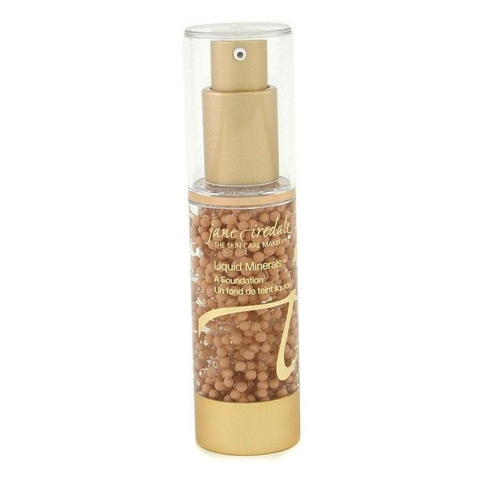 Jane Iredale Liquid Mineral A Foundation - Honey Bronze ジェーンアイルデール リキッドミネラルファンデーション - Honey Bronze 30ml/1.01 【海外直送】