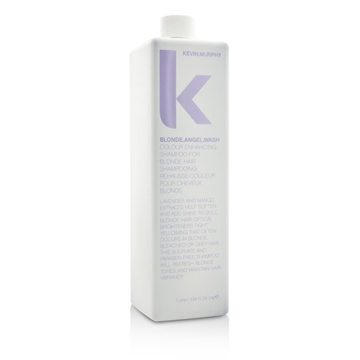 Kevin.Murphy Blonde.Angel.Wash (Colour Enhancing Shampoo - For Blonde Hair) ケヴィン マーフィー Blonde.Angel.Wash (Co 【海外直送】