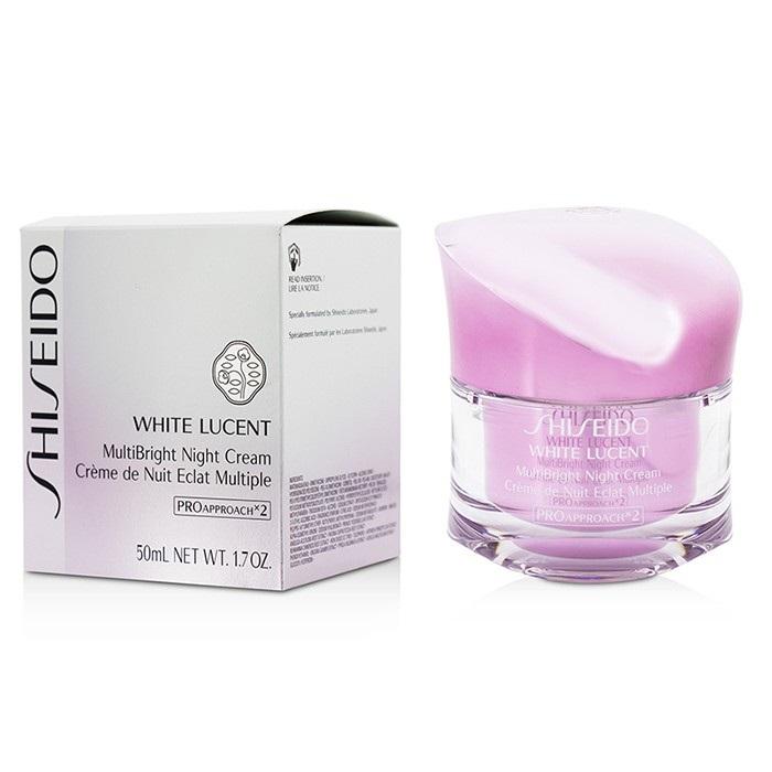 全商品オープニング価格! Shiseido White Lucent MultiBright MultiBright Night 50ml/1.7oz Cream 資生堂 White Lucent Lucent MultiBright Night Cream 50ml/1.7oz【海外直送】, very-pet:c2a64171 --- moynihancurran.com