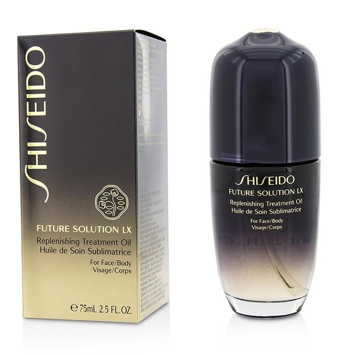 ShiseidoFuture Solution LX Treatment Replenishing Tre【海外直送】 Treatment Oil ShiseidoFuture (For Face & Body)資生堂Future Solution LX Replenishing Tre【海外直送】, あなたの町のミシン屋さん:39531d14 --- officewill.xsrv.jp