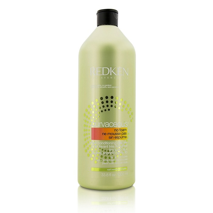 RedkenCurvaceous No Foam Highly Conditioning Cleanser (For All Curls Types)レッドケンCurvaceous No Foam Highly Con【海外直送】