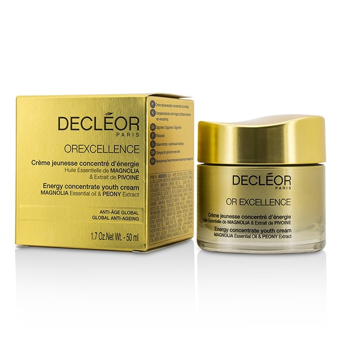 Decleor Orexcellence Energy Concentrate Youth Cream デクレオール Orexcellence Energy Concentrate Youth Cream 50ml/ 【海外直送】
