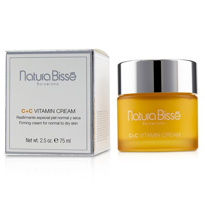 Natura Bisse C+C Vitamin 75 Cream - For Normal Normal To Dry Dry Skin ナチュラビセ C+C Vitamin Cream - For Normal To Dry Skin 75【海外直送】, トウカイムラ:40c15dd0 --- officewill.xsrv.jp