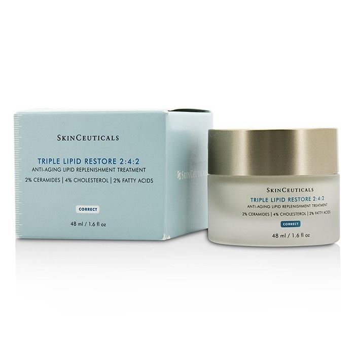 Skin Ceuticals Triple Lipid Restore 2:4:2 2:4:2 スキンシューティカルズ Triple 48ml/1.6oz Lipid Restore Restore 2:4:2 48ml/1.6oz【海外直送】, 照明 Lighting Market:1e4a6a84 --- officewill.xsrv.jp