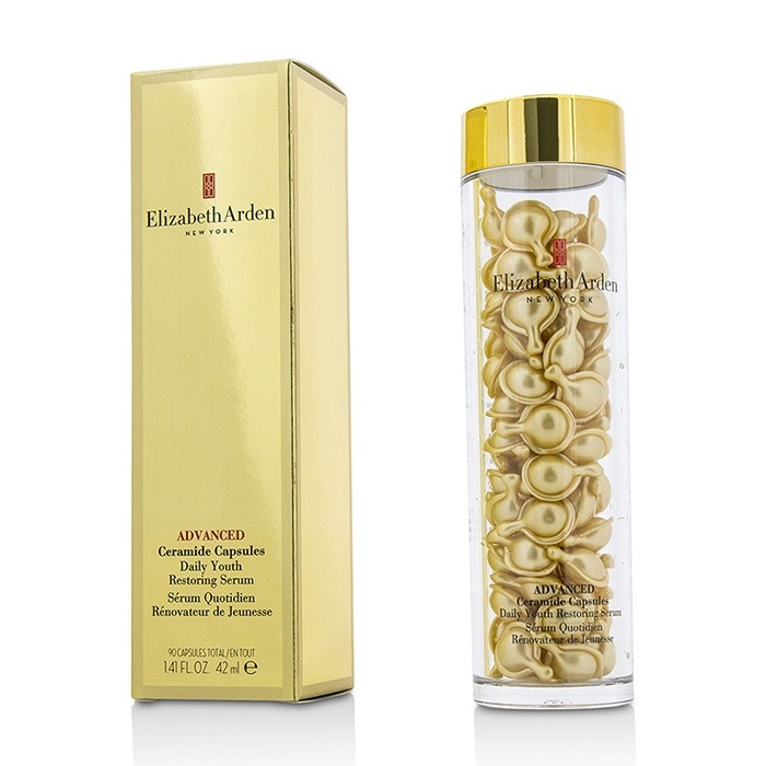 Elizabeth ArdenCeramide Capsules Daily Restoring Capsules Youth Restoring ArdenCeramide Serum - ADVANCEDエリザベスアーデンCeramide Capsules Daily Youth【海外直送】, メンズインナー通販2UNDR:3a14fb82 --- officewill.xsrv.jp